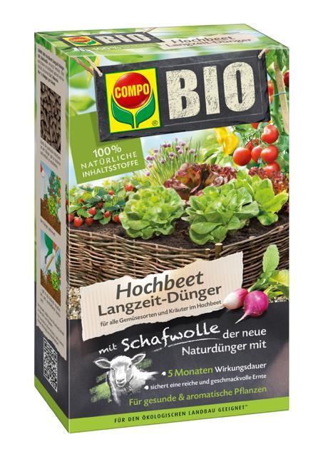 Compo Organic Fertiliser (Vegetables)