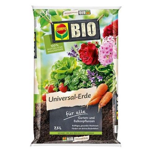 Compo BIO Universal Potting Soil 7.5L
