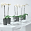 Thumbnail: Lechuza MINI-CUBI Planter