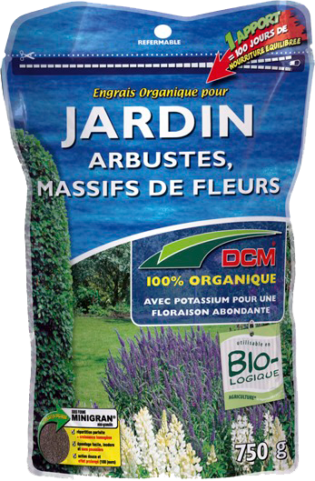 DCM Solid Fertiliser (Garden Shrubs)