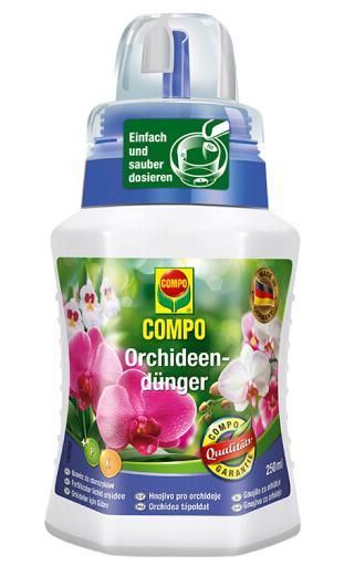 Compo Liquid Fertilizer for Orchids 250ml