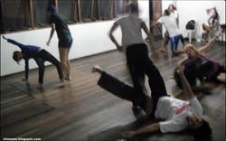 Flávia Cunha_oficina teatro_2012
