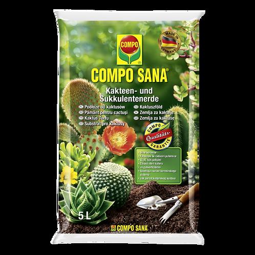 Compo CACTEA® Potting Soil for Cactuses 5L