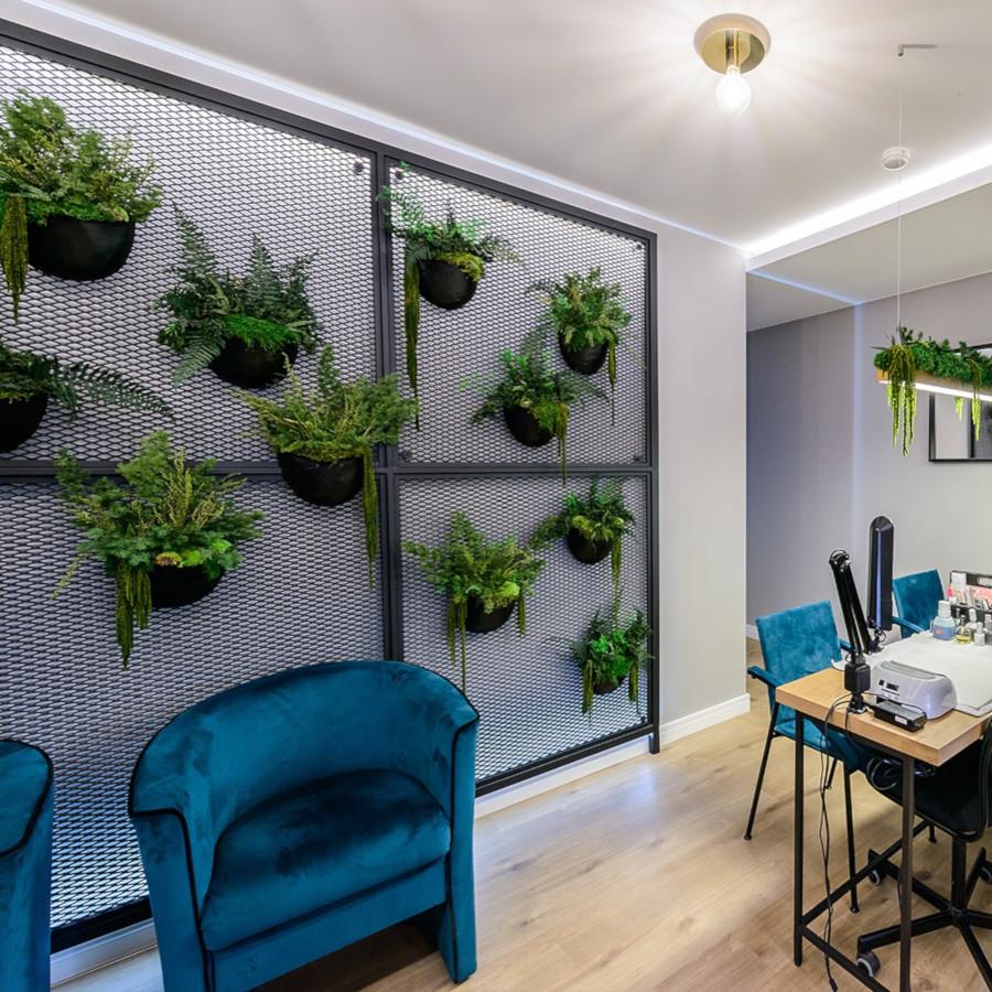 Verdissimo decoracion con flores y plant