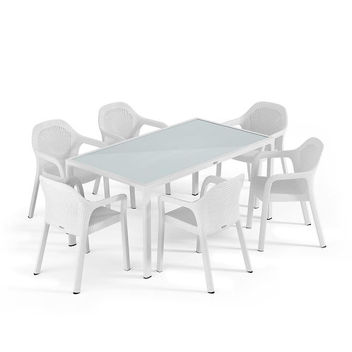 Lechuza Table Set for 6