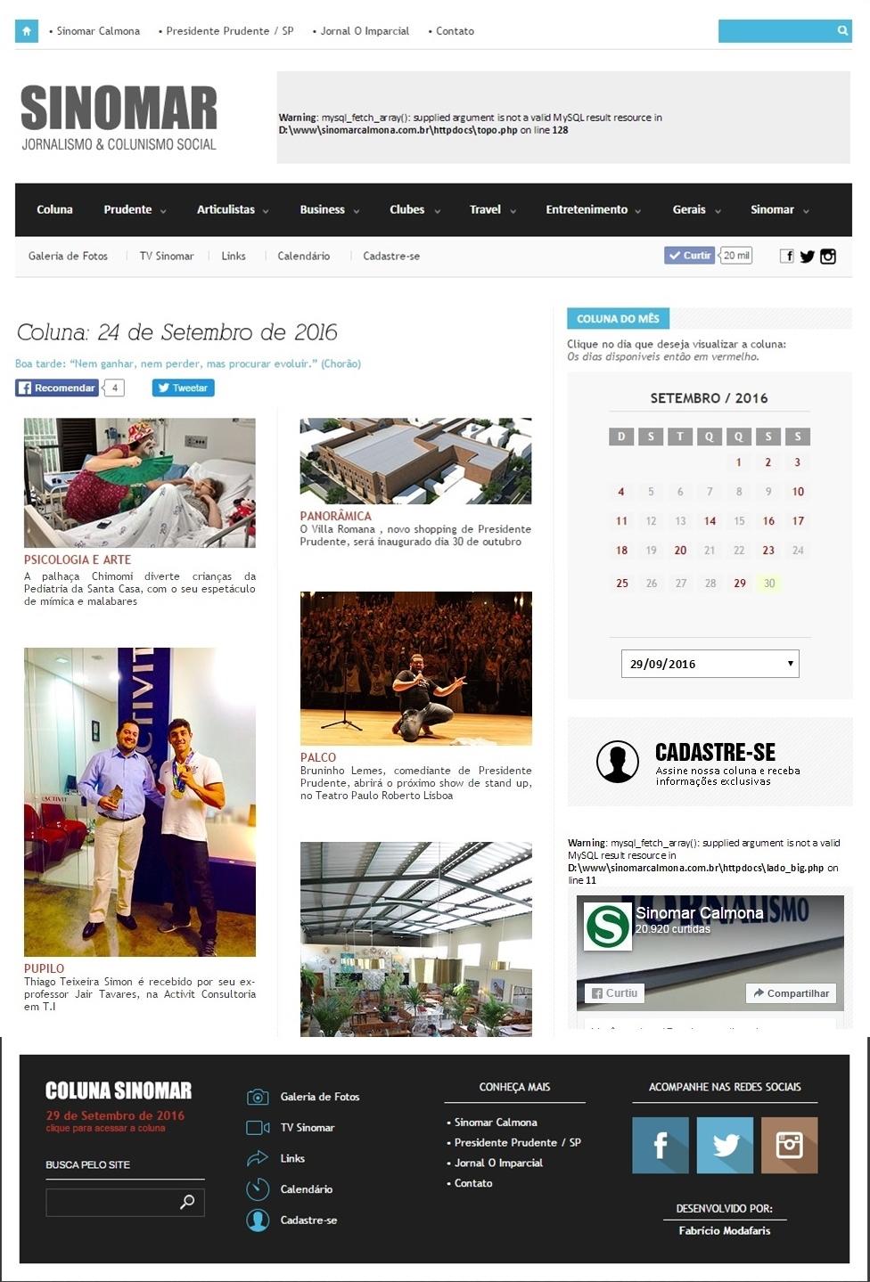 Jornal O imparcial online