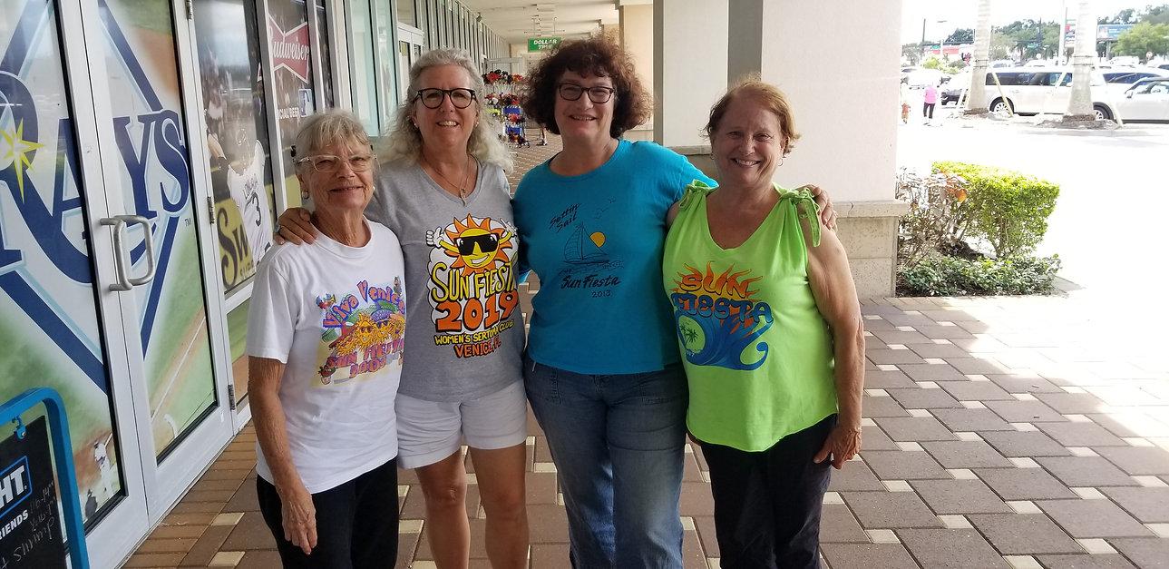 2019 Sun Fiesta Planning Various T Shirt
