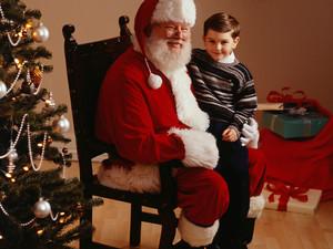 Parade du Père Noël samedi 16 décembre