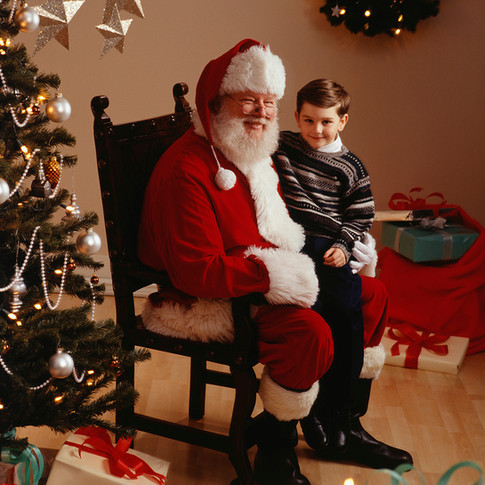 Santa Claus for events