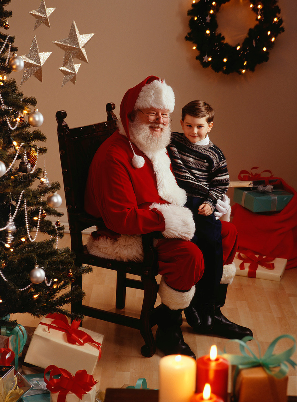 5 Ways Santa Can Find Your RV