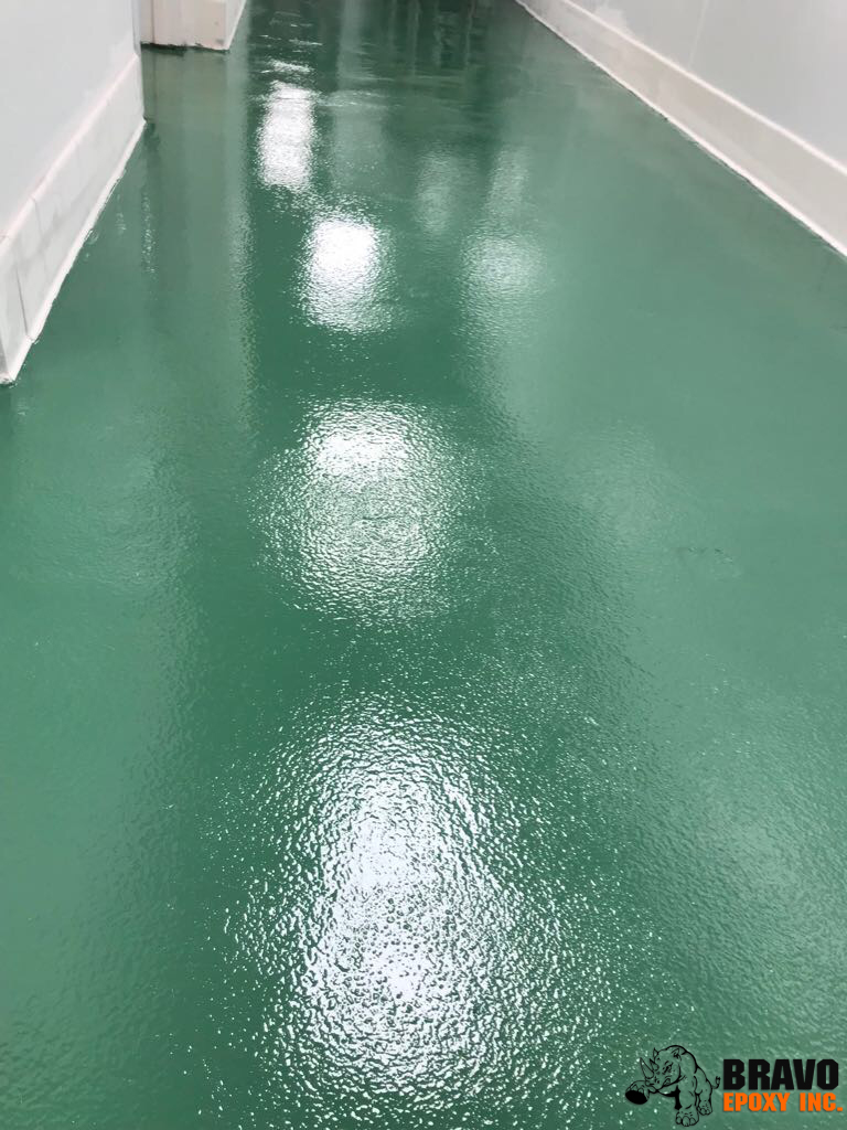 Commercial Kitchen Epoxy Orange County