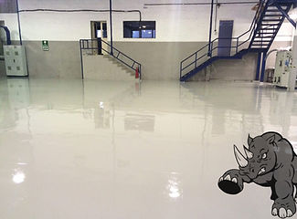 Epoxy floor service in Orange County