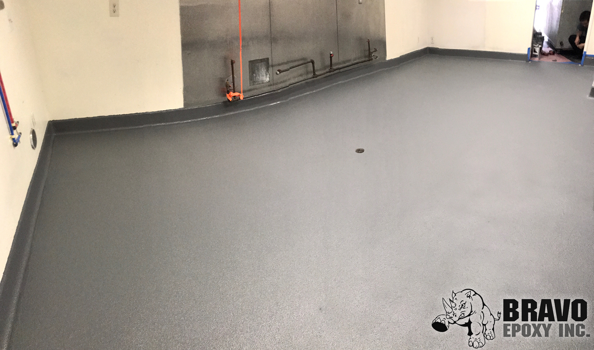 Commercial Kitchen Epoxy