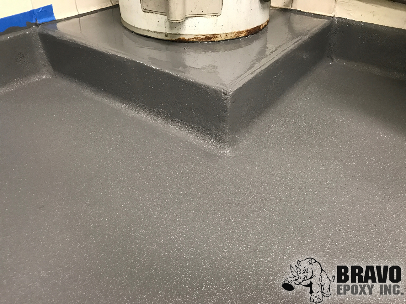 Commercial Kitchen Epoxy Floor