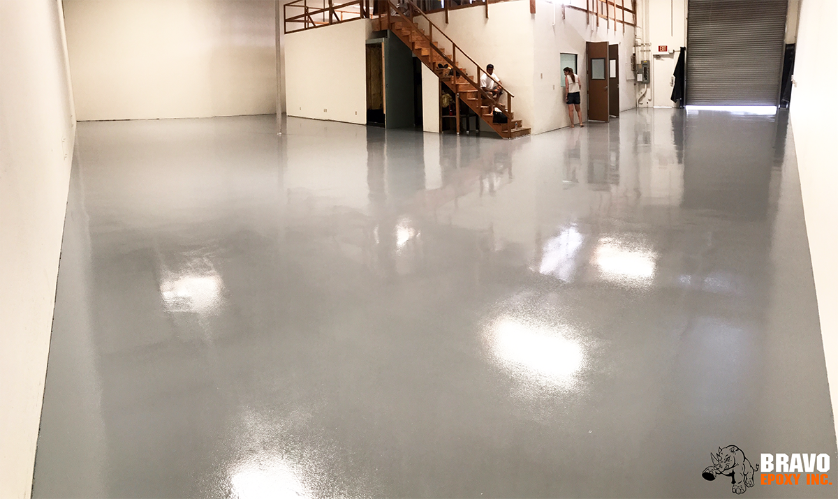 Solid Gray Epoxy