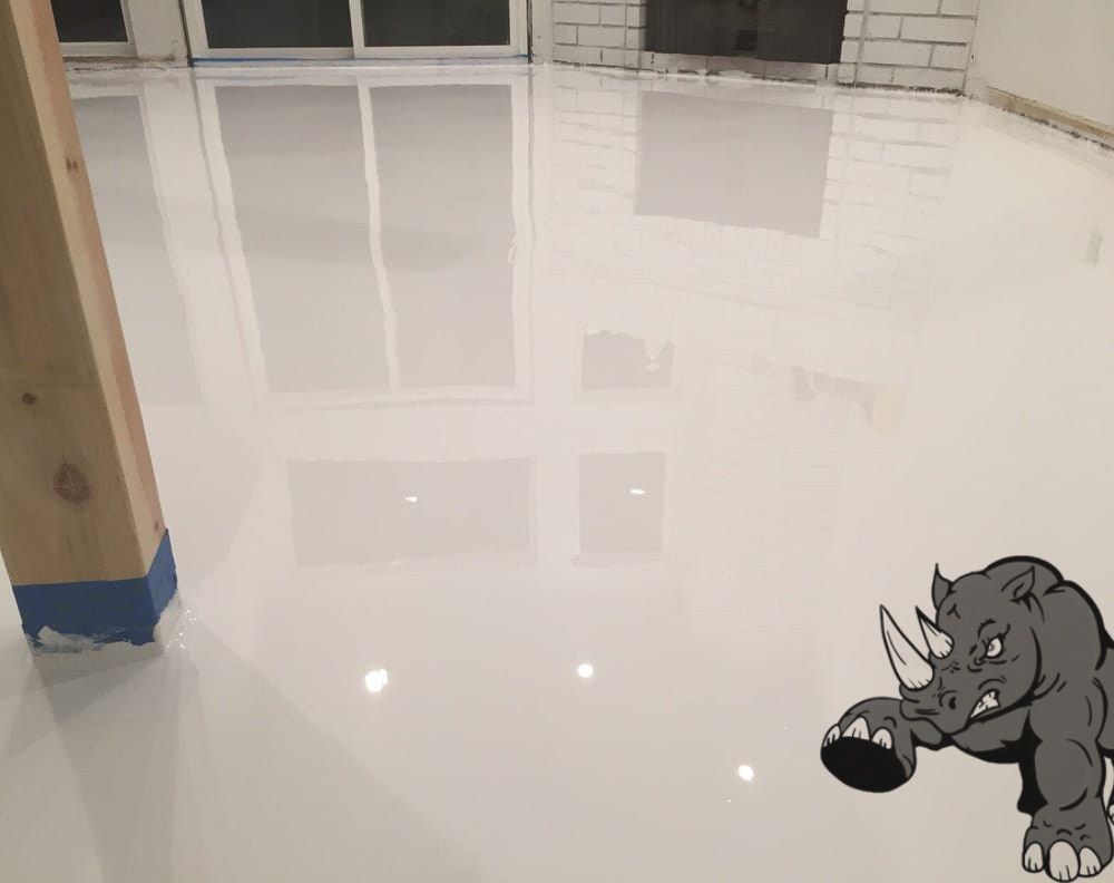 Solid White Epoxy