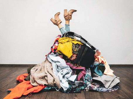 Confessions From a Disorganized Woman