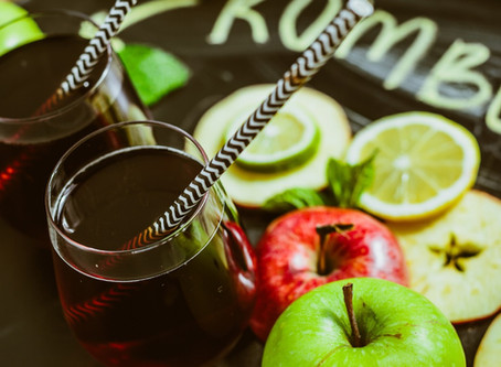 KOMBUCHA: WHAT IS IT? HOW DO YOU MAKE IT AND WHAT ARE THE BENEFITS?