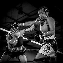 """Boxer Beki Light: Following her """"Warrior Path"""" to Combat Barriers"""