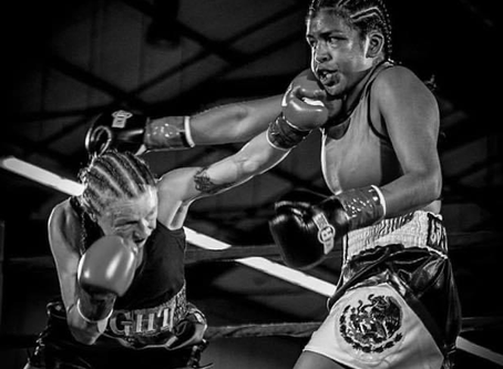 "Boxer Beki Light: Following her ""Warrior Path"" to Combat Barriers"