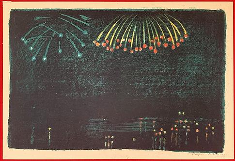 Oda Kazuma - Fireworks