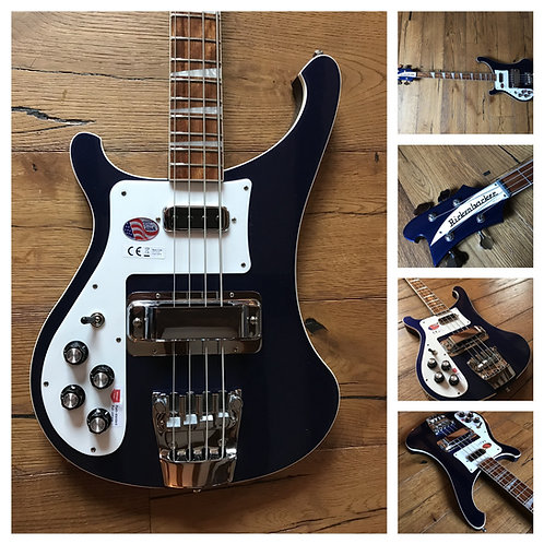 Rickenbacker 4003 Lefty Bass