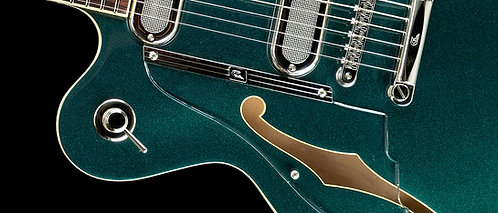 Duesenberg Gran Majesty Double Cut Catalina Green