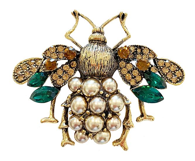 Bug Brooch #3B