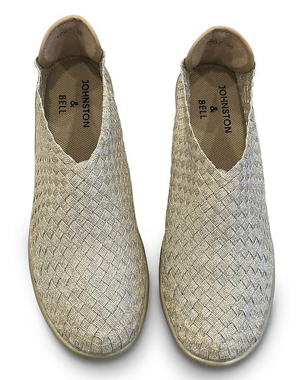 Elastica Shoes Gold