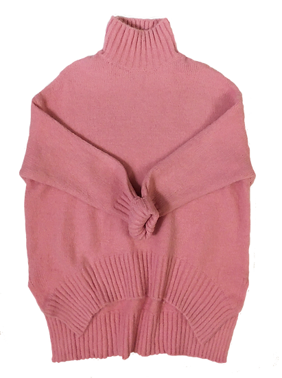 Sasha Knit Salmon Pink