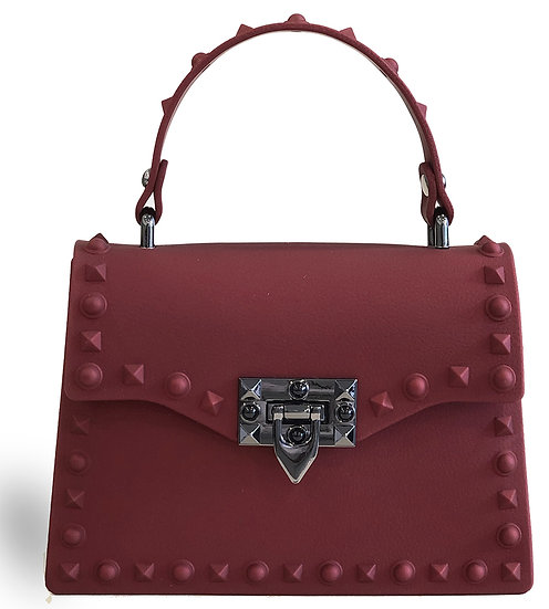 Bastille Bag Burgundy