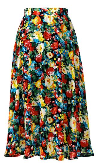 Daisy Skirt Multi