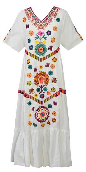 Margarita Dress, Long, S/S