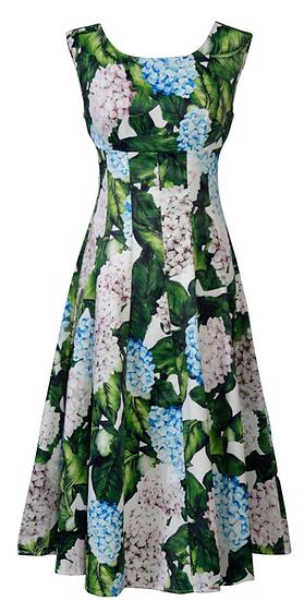 Hortensia Dress White