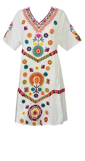 Margarita Dress, Short, S/S