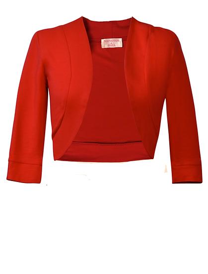 Essential Bolero Red