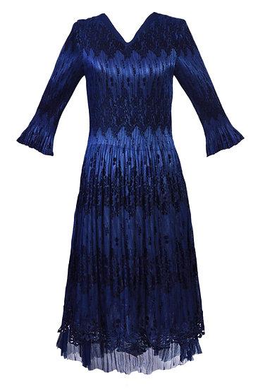 Tivoli Dress Navy