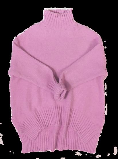 Sasha Knit Mid Pink
