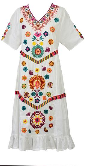 Margarita Dress, Midi, S/S