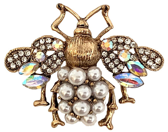 Bug Brooch #3D