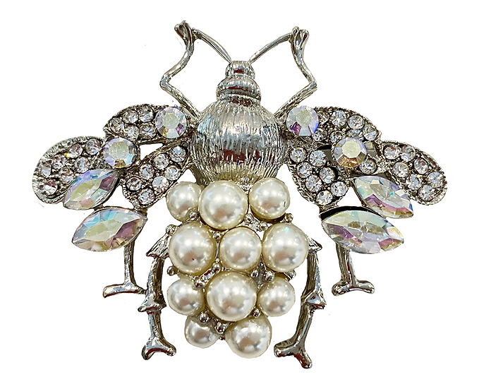 Bug Brooch #3A