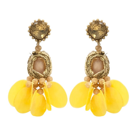 Gelato Earrings Yellow
