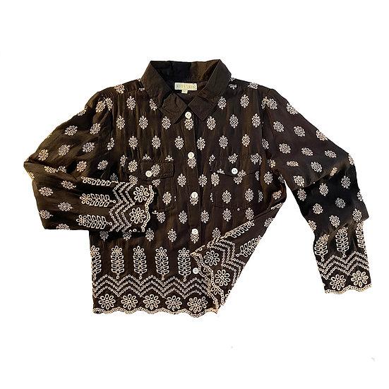Jewel Jacket Black