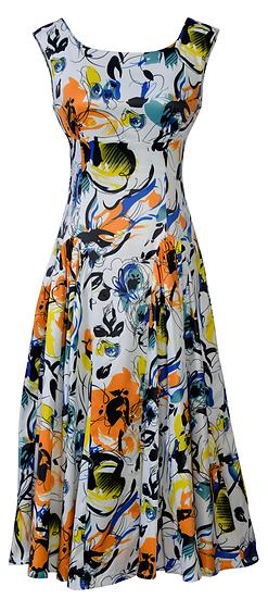 Nancy Panel Dress
