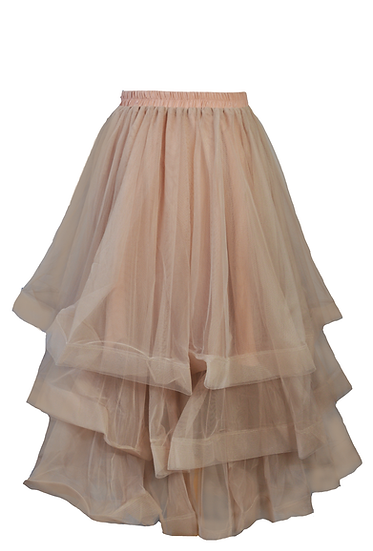 Kerfuffle Skirt Oyster