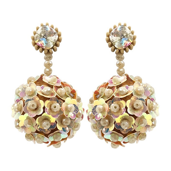 Venice Earrings Gold