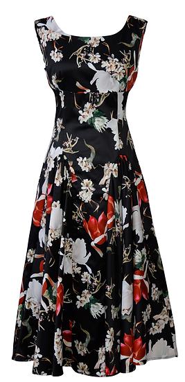 Norma Panel Dress