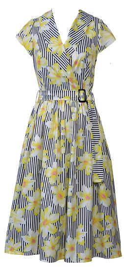 Maggie Dress/Cap Sleeves