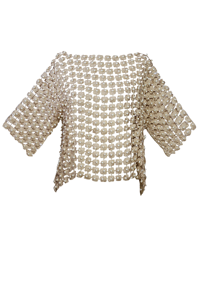 Pearl Top Champagne