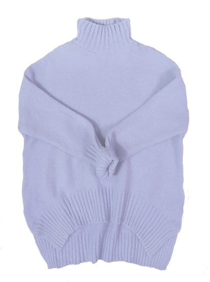 Sasha Knit Lilac